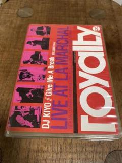 """Thumbnail of """"DJ Kiyo Give Me A Break ミックステープ"""""""