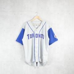 "Thumbnail of ""TORONTO ベースボールシャツ レア ストリート 刺繍 ラッセルアスレチック"""