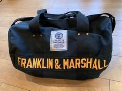 """Thumbnail of """"フランクリン&マーシャル Franklin & Marshall ドラムバッグ"""""""
