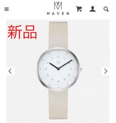 "Thumbnail of ""新品MAVENレディース腕時計"""