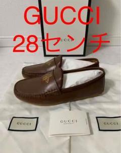 "Thumbnail of ""新品 GUCCI  メンズ ローファー 28センチ"""