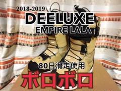 "Thumbnail of ""2018-2019 DEELUXE EMPIRE LALA ボロボロ"""