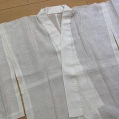 "Thumbnail of ""麻 長襦袢 オフホワイト"""