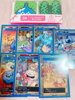 """Thumbnail of """"ドラゴンクエストメモリアルカードコレクションガム クリアカード"""""""