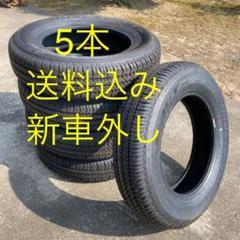 """Thumbnail of """"送料込み❗️ジムニー純正タイヤ 5本 新車外し 175/80R16"""""""