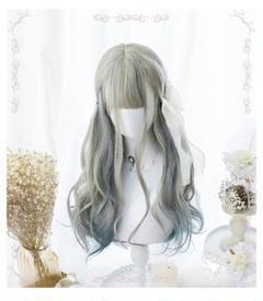 "Thumbnail of ""MZ05 かつら+ツインテール ロングカール 可愛い Lolita 原宿風 6"""
