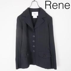 "Thumbnail of ""W1249*Rene ルネ ジャケット 黒ブラック"""