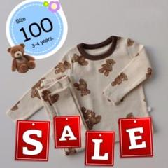 """Thumbnail of """"SALE!! パジャマ ルームウェア くま クマ テディベア キッズ 100"""""""