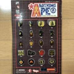 "Thumbnail of ""A BATHING APEのPins①"""