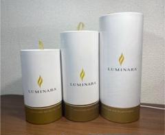 """Thumbnail of """"GF03 LUMINARA  ルミナラ LEDキャンドル"""""""