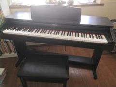 """Thumbnail of """"HAMMOND HA-1500 電子ピアノ 椅子付"""""""