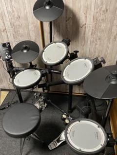 "Thumbnail of ""【美品】Roland V drum td1-dmkツインペダル電子ドラム"""