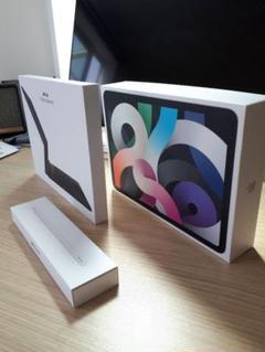 """Thumbnail of """"箱付きだと高く売れますよ。【iPad air箱3点セット】"""""""
