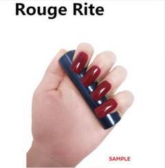 "Thumbnail of ""シェラックネイル Rouge Rite カラーコート"""