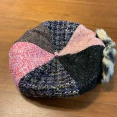 """Thumbnail of """"パッチワークベレー帽"""""""