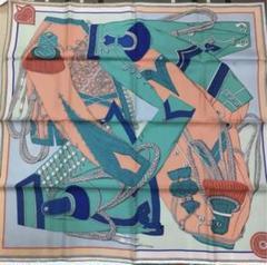 """Thumbnail of """"HERMES エルメス カレ 90 Zouaves et Dragons"""""""