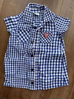 """Thumbnail of """"キッズ服 子ども服 シャツワンピ Breeze80cm"""""""