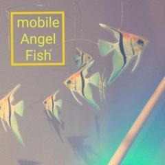 "Thumbnail of ""エンゼルフィッシュ 熱帯魚 モビール"""