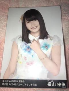 """Thumbnail of """"AKB48 ドラフト会議 DVD shop 横山由依"""""""