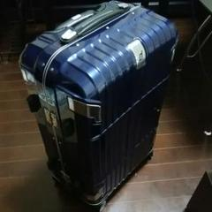 "Thumbnail of ""departure シャイニングネイビー キャリーケース トランク"""