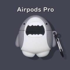 """Thumbnail of """"Air Pods Pro ケース カラビナつき シリコン かわいい サメ 韓国"""""""