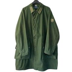 "Thumbnail of ""【古着】Sweden military Long Coat ミリタリー コート"""