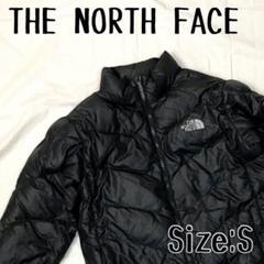 "Thumbnail of ""THE NORTH FACE ノースフェイス ダウンジャケット ブラック 黒 S"""