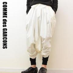"Thumbnail of ""FH0056 COMME des GARCONS サルエルパンツ 白"""