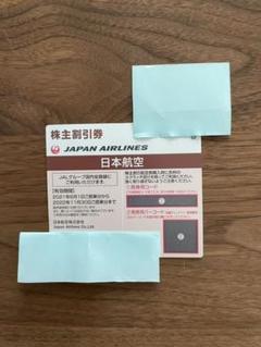"Thumbnail of ""JALの株主優待"""