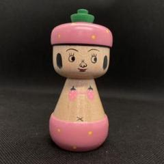 "Thumbnail of ""Cookies ピンクのいちごこけし"""