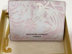 "Thumbnail of ""新品 KATHARINE HAMNETT LONDON パスケース"""