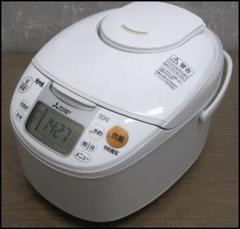 "Thumbnail of ""hm9325ah 三菱 IHジャー 炊飯器 大沸騰 ホワイト"""