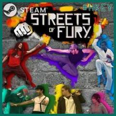 Steam◆Streets of Fury EX