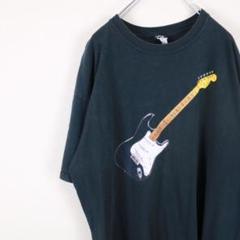 """Thumbnail of """"7087 古着 Tシャツ プリント ブラッキー ギター ネイビー"""""""