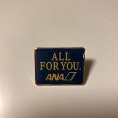 "Thumbnail of ""ANA  全日空客室乗務員 CA ピンバッジ レアもの"""