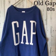 "Thumbnail of ""【希少!】オールドギャップ old gap 80s デカロゴ スウェット"""