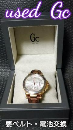 """Thumbnail of """"used❗ Gc Guess collection ゲスコレクション 腕時計"""""""