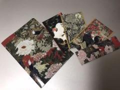 """Thumbnail of """"若冲 しおり、ポストカード、クリアファイルのセット"""""""