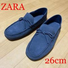 "Thumbnail of ""ZARA レザードライビングシューズ"""