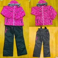 """Thumbnail of """"スキーウェア スノーボードウェア スポルティング女性L size ピンク水玉"""""""