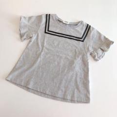 "Thumbnail of ""stories セーラー Tシャツ 100"""