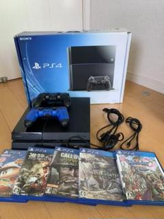 """Thumbnail of """"PS4本体&コントローラー+PS4ソフト7本"""""""