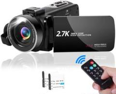 "Thumbnail of ""ビデオカメラ 2.7K 1080P&60FPS 4200万画素数 LEDライト"""