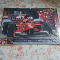 """Thumbnail of """"1999年のカレンダー(レースカー)"""""""
