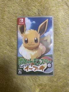 "Thumbnail of ""Nintendo Switchポケットモンスター Let's Go! イーブイ"""