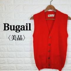 """Thumbnail of """"【美品】Bugail 80sヴィンテージ ウール100ニットベスト 英国製 稀少"""""""