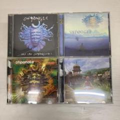 "Thumbnail of ""Shpongle シュポングル CD 4枚セット"""