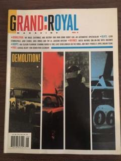 "Thumbnail of ""Grand Royal Magazine issue6"""