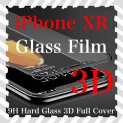 "Thumbnail of ""iPhoneXR 3D 全面保護 強化ガラスフィルム 9H iPhone XR"""