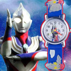 "Thumbnail of ""子供の腕時計男の子の小学生のかわいい漫画の幼稚園の電子時計"""